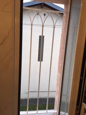 grille défense fenêtre Toulouse